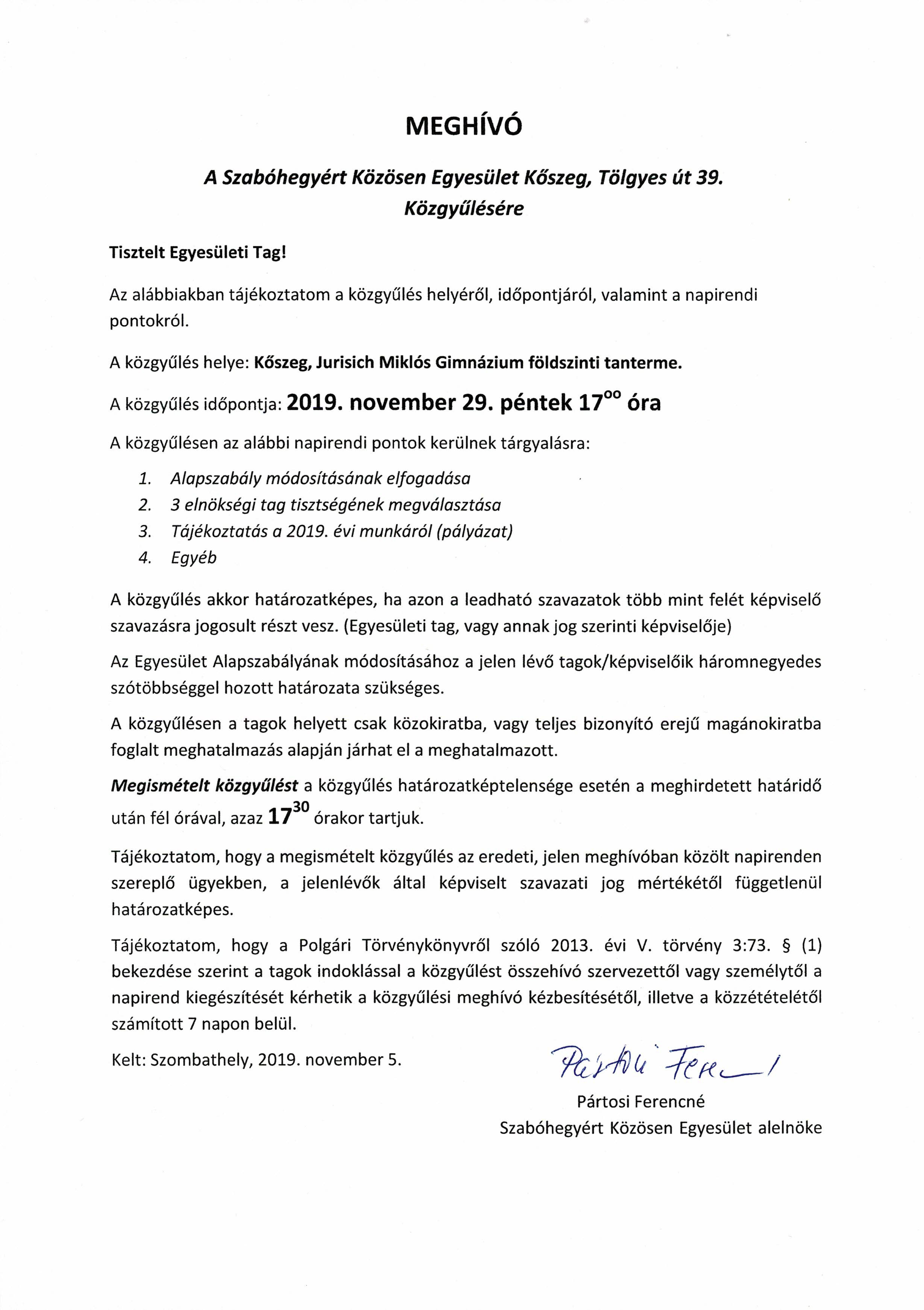 Meghívo_Közgyűlés_nov2019